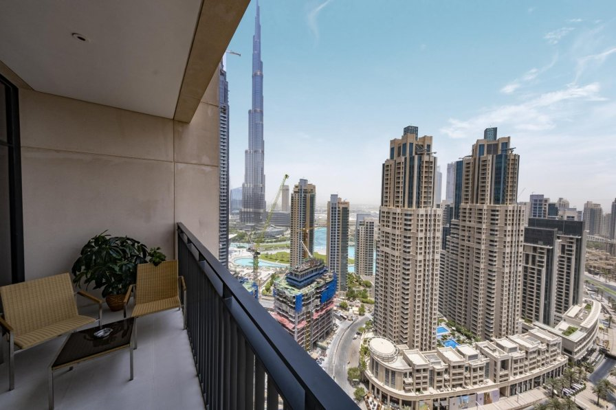 Owners abroad Crescent Tower 2803 - Zezenia