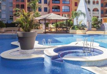 1 bedroom Apartment for rent in Playa Honda