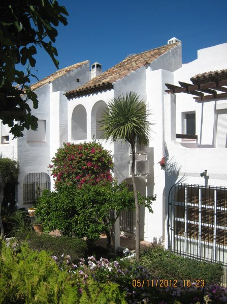 Town house in Spain, Bel Air: Bel Andalus house