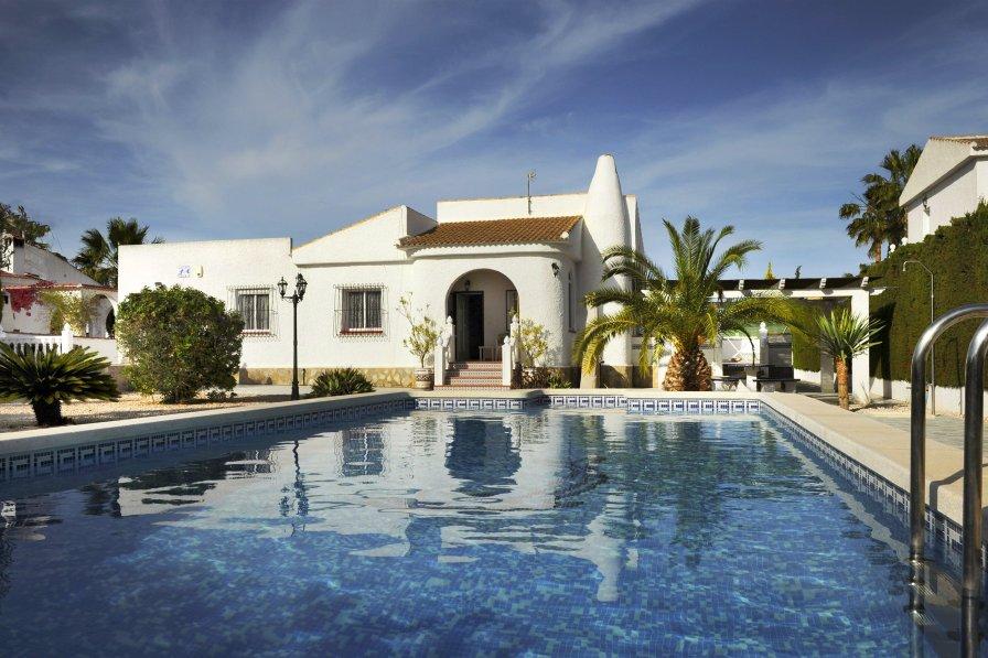 Villa in Spain, El Chaparral
