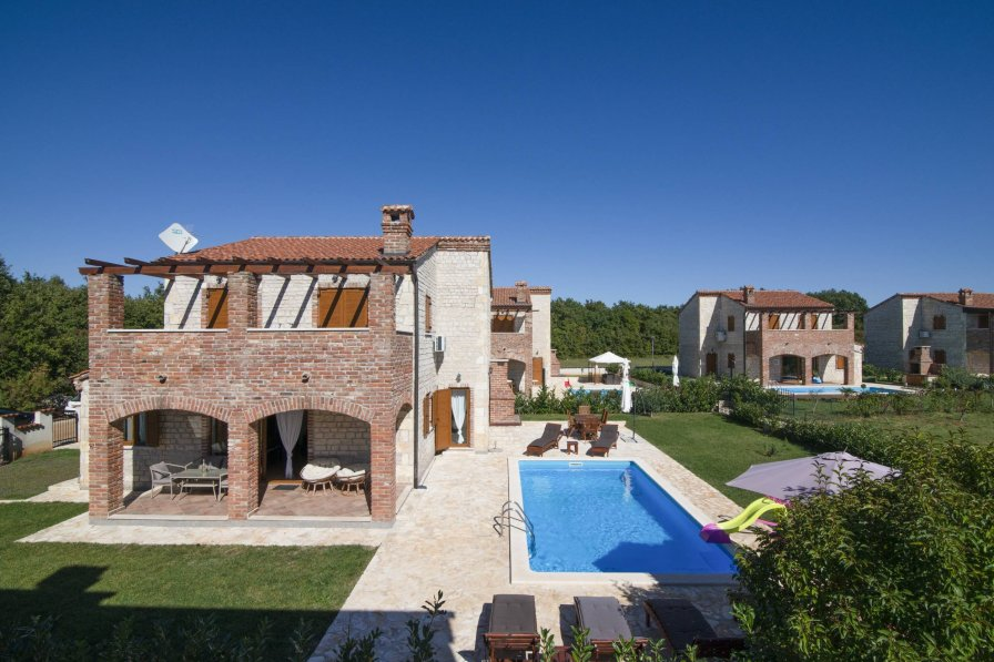 Villa in Croatia, Butkovići
