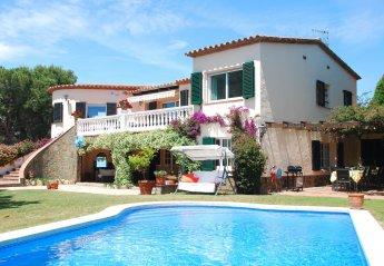6 bedroom Villa for rent in Calonge
