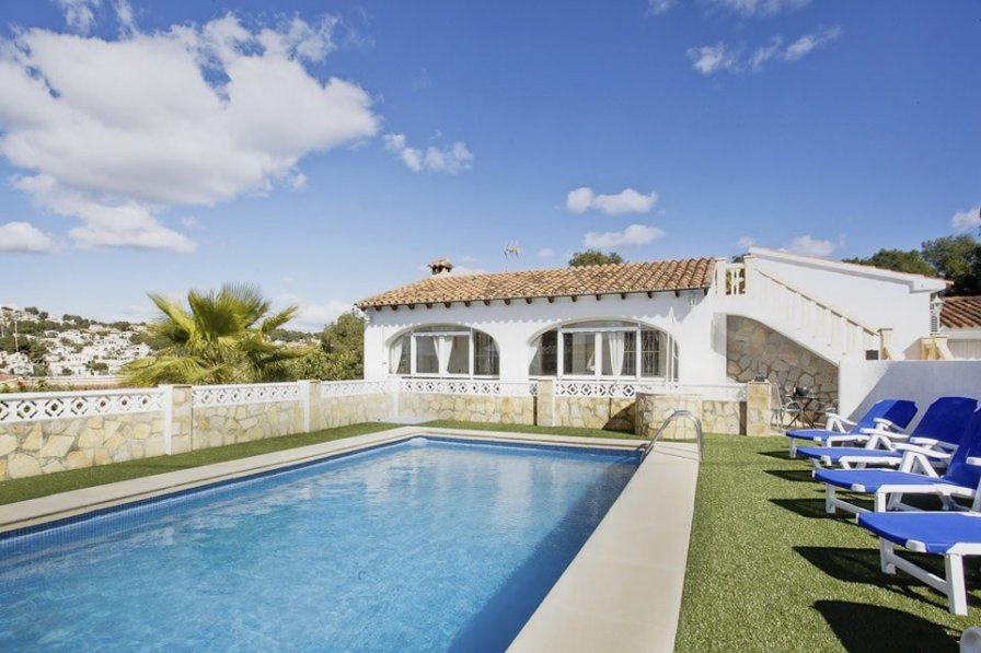 Villa in Spain, Costera del Mar