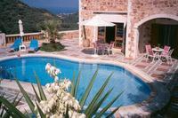 Villa in Greece, Pano stalos
