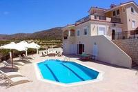 Villa in Greece, Heraklion region: Pool