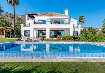 4 bedroom Villa for rent in Sierra Blanca