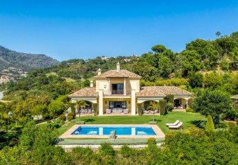 4 bedroom Villa for rent in Benahavis