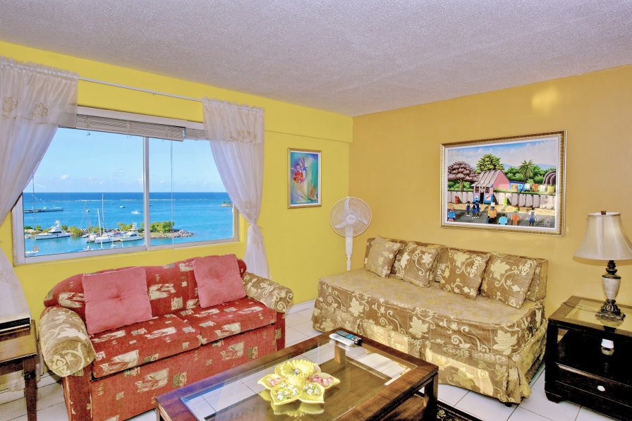 Owners abroad Apartment rental in Ocho Rios, Jamaica, with swimming pool