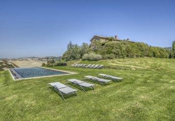 9 bedroom Villa for rent in Pienza