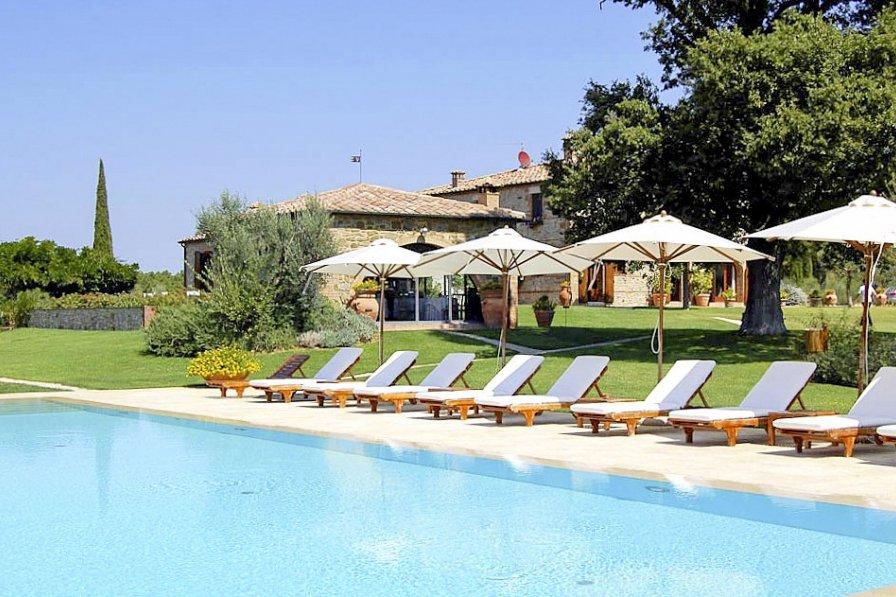 Villa in Italy, Montepulciano