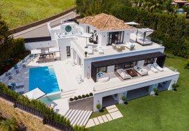 Villa in Los Naranjos Golf Club, Spain