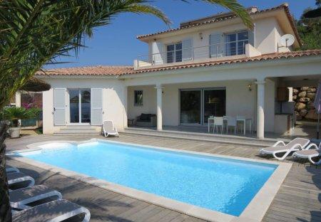 Villa in Conca, Corsica