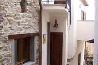 Village_house in Italy, Lunigiana: House and entrance