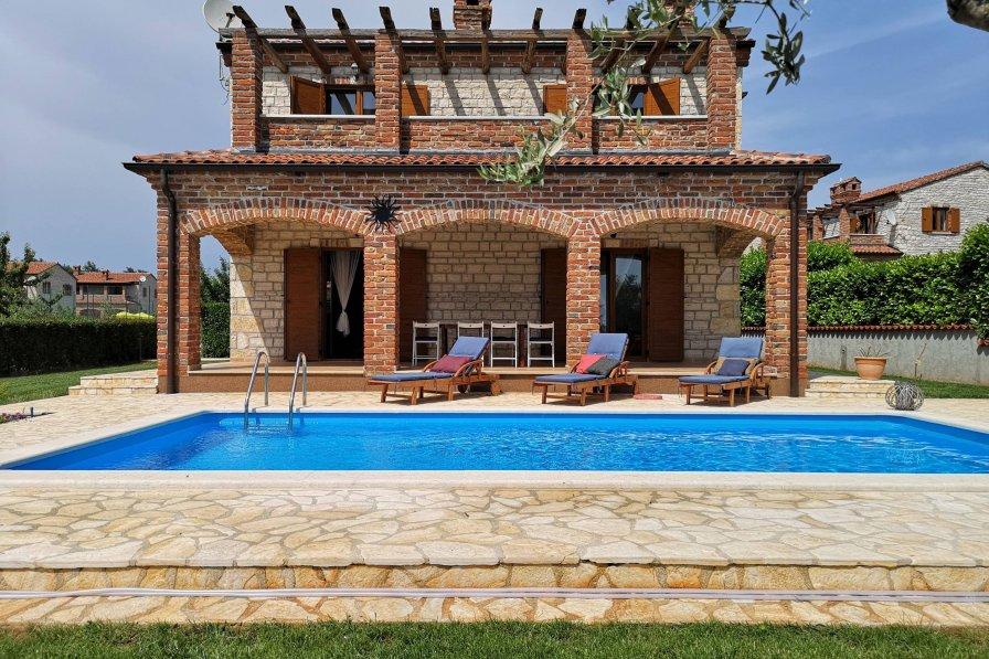 Villa in Croatia, Butkovići: rhdr