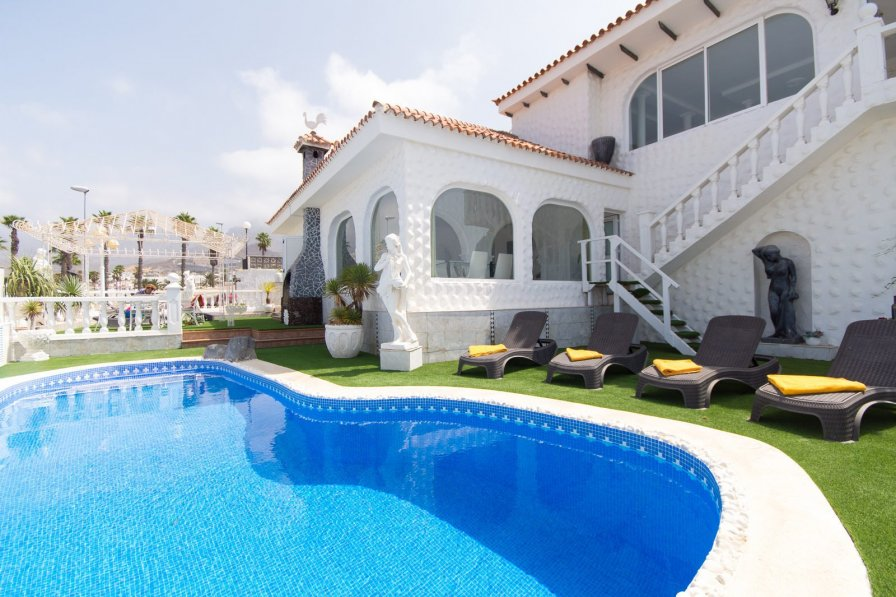 Villa in Spain, San Eugenio Alto