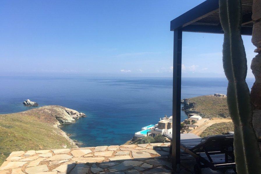 Studio apartment in Greece, Kea