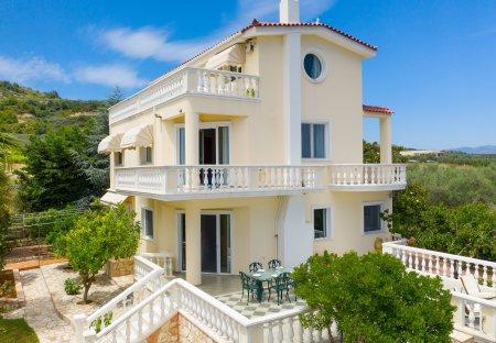 Villa in Corinthia, Greece