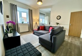 Apartment in Kingsfield, Scotland