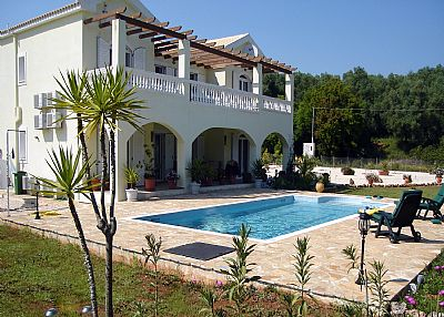 Villa in Greece, Keramies: Villa Diana