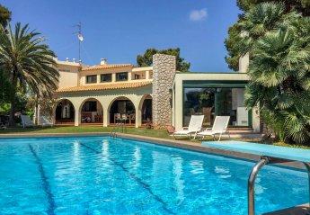 5 bedroom Villa for rent in Sitges