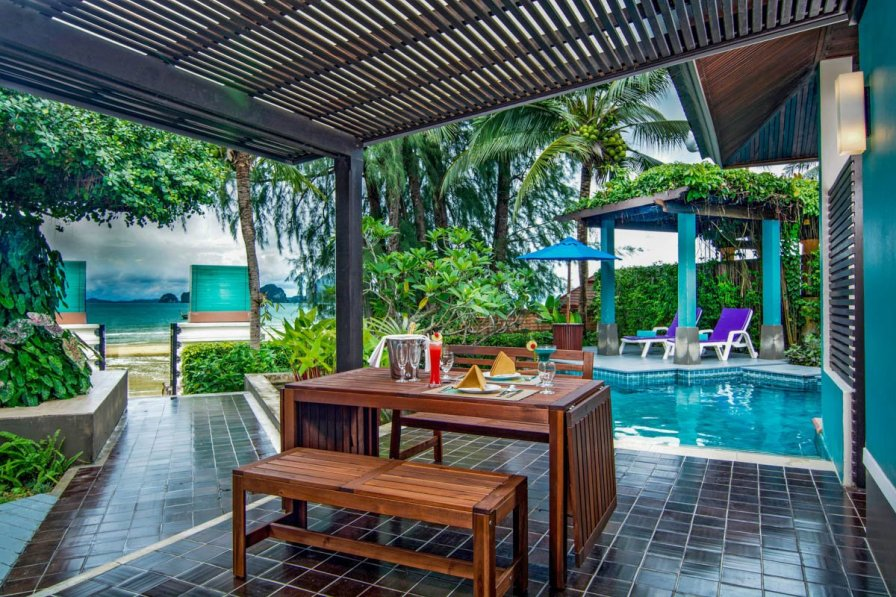 Owners abroad Villa Taeng