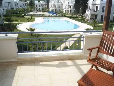 Villa in Turkey, Yalikavak: view from master bedroom