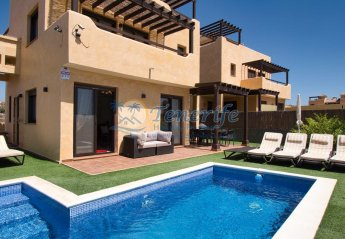 4 bedroom Villa for rent in Amarilla Golf