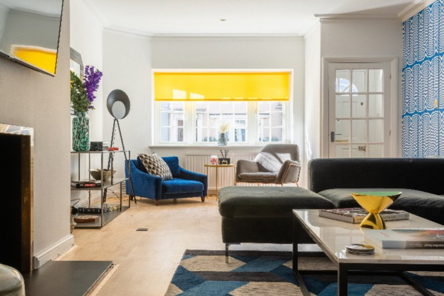 The South Kensington Place - Modern & Bright 4BDR Townhouse
