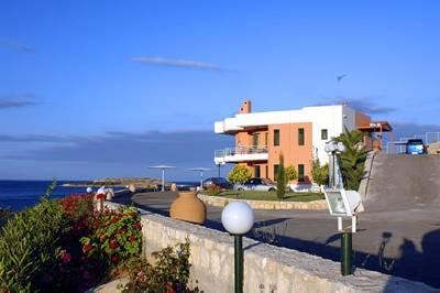 Villa in Greece, Chania region: Exterior