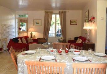 4 bedroom Villa for rent in Deauville