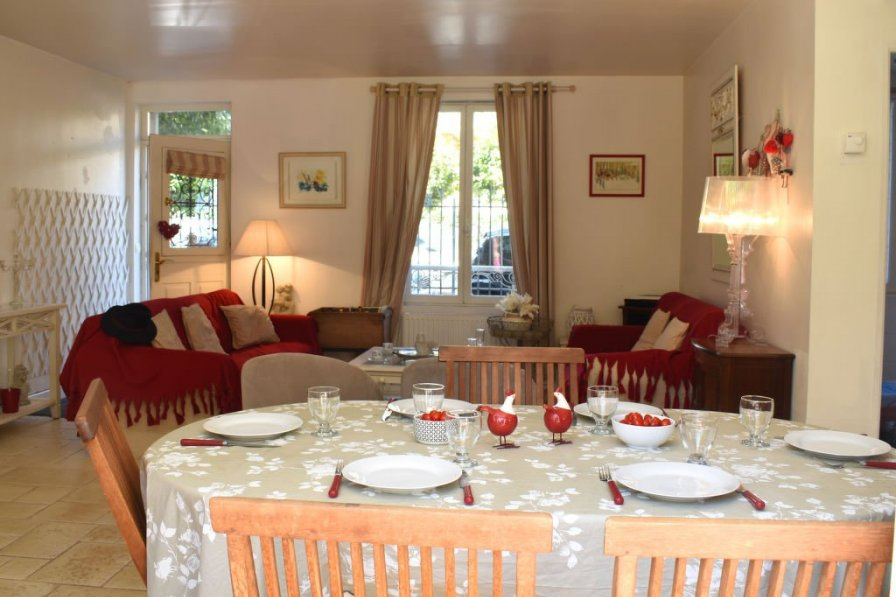 Villa in France, Deauville