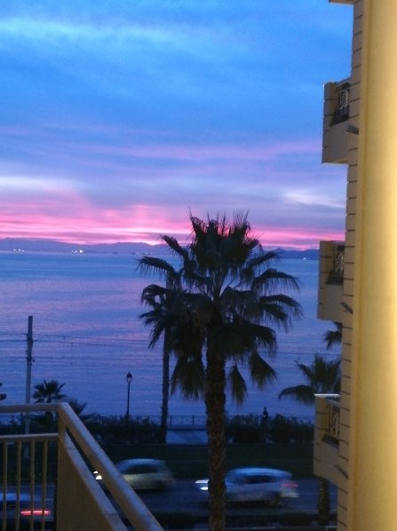 Owners abroad Seaview apartment with balcony, 15' to Acropolis!