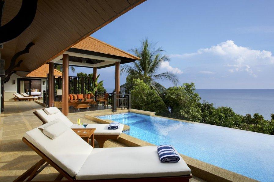 Owners abroad Villa Rafik