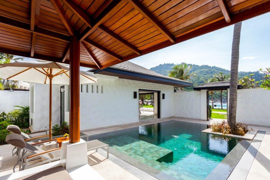 Owners abroad Villa Panadda