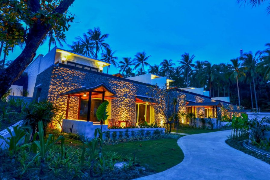 Owners abroad Villa Sujin
