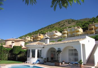 3 bedroom Villa for rent in Mijas