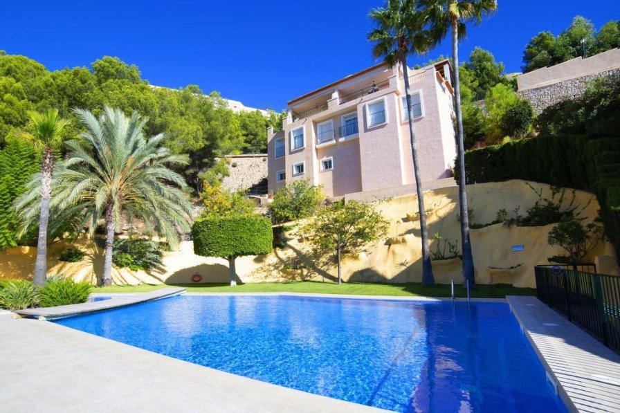 Villa in Spain, Sierra Altea