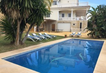 5 bedroom Villa for rent in Mijas Golf