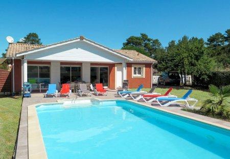 Villa in Vendays-Montalivet, France