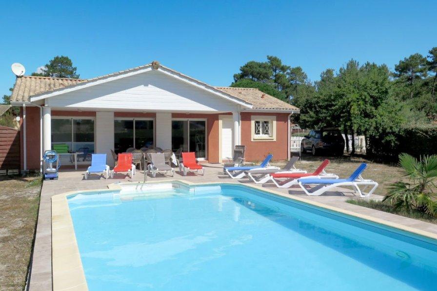 Villa in France, Vendays-Montalivet
