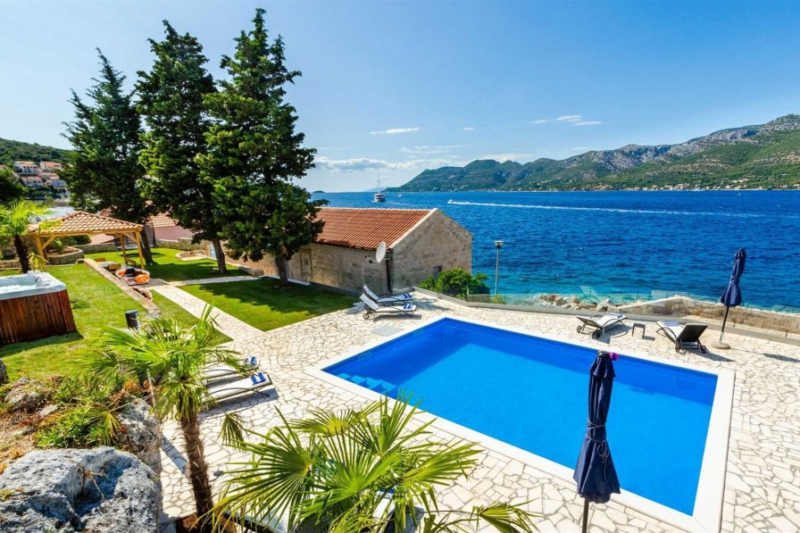 Villa in Croatia, Korčula