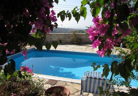 Villa in Psematismenos, Cyprus