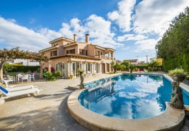 Villa in Cala Millor, Majorca