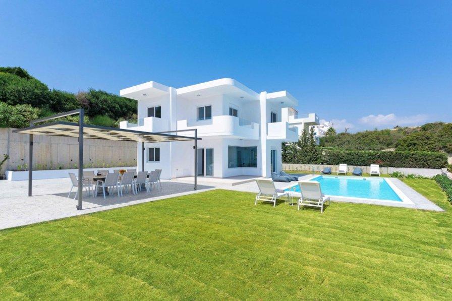 Owners abroad Villa Eunike
