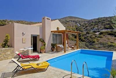 Villa in Greece, Istron: 2