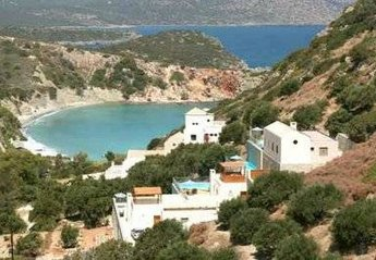Villa in Greece, Istron: Panoramic view