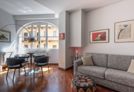 Apartment in Milan, Italy