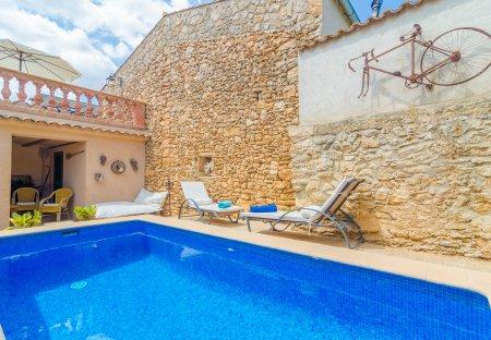Villa in Llubí, Majorca