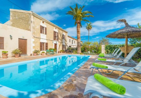 Villa in Selva, Majorca