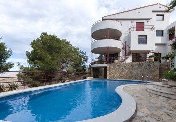 7 bedroom Villa for rent in Cullera
